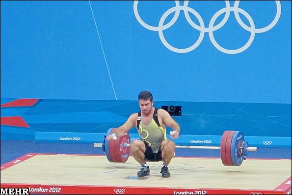 کیانوش رستمی ؛ اولین مدال المپیک کاروان ایران را کسب کرد