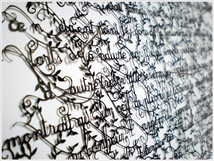 کاغذ قیچی هنر زیبا