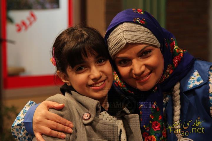 5heemsm91znno1rq4ic مجموعه عکس بازیگران به همراه فرزندانشان : سری دوم