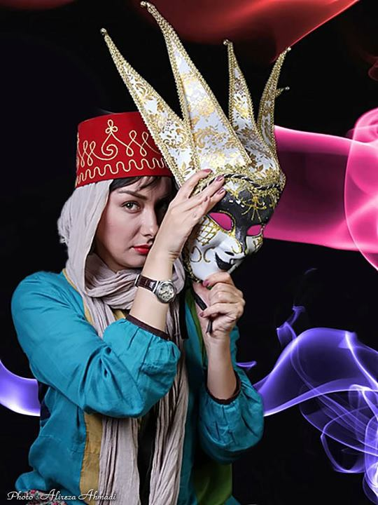 www.ebhamlinks.com | بهترین عکسهای هانیه توسلی