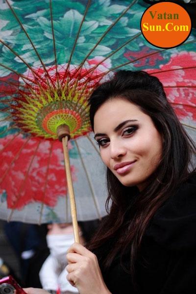 مقام زیباترین دختر شایسته 2016  یونان از آن این زن شد+تصاویر