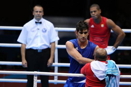 حذف ناعادلانه پرچمدار کاروان المپیک ایران