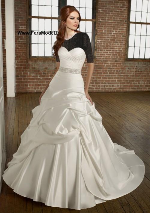 مدل لباس عروس Angelina Faccenda سری ۳