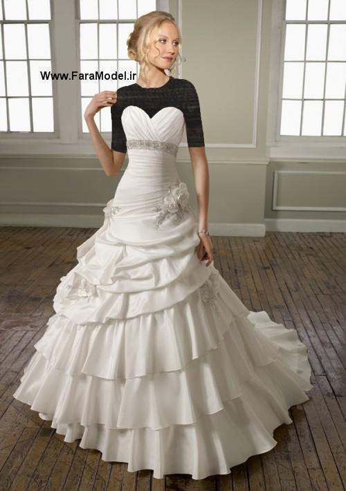 لباس عروس طرح Mori Lee سری ۳