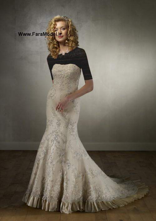 مدل لباس عروس طرح Mori Lee 2012 سری 4  - Wwww.FaraModel.ir
