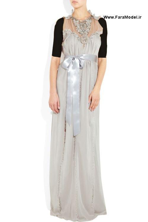 مدل لباس نامزدی 2012 سری 1  - Wwww.FaraModel.ir