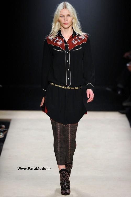 لباس فشن زنانه طراح Isabel Marant سری 2  - Wwww.FaraModel.ir