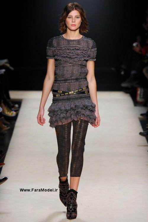 مدل لباس فشن زنانه طراح Isabel Marant سری 3  - Wwww.FaraModel.ir