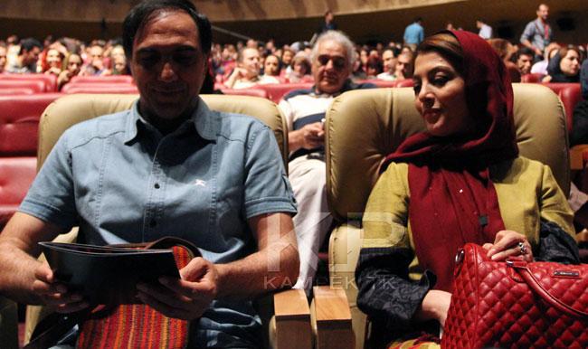 www.ebhamlinks.com   عکس بازیگران و هنرمندان در کنسرت شب دهم