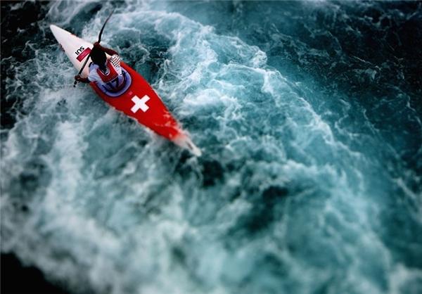عکس های فوق العاده از المپیک لندن 2012