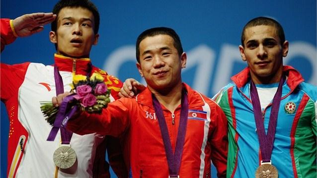 یک اتفاق نادر در تاریخ المپیک+عکس