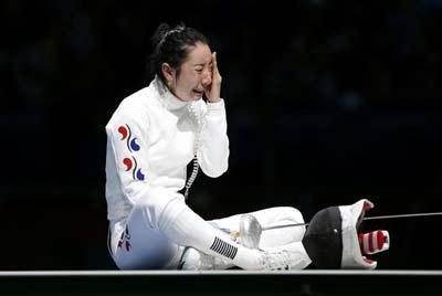 غم انگیزترین عکسهای المپیک لندن