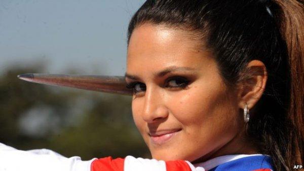 www.ebhamlinks.com | عکسهای جذابترین دختر ورزشکار المپیک 2012