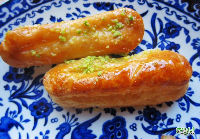 سیری در تاریخ شیرینی فروشی در ایران