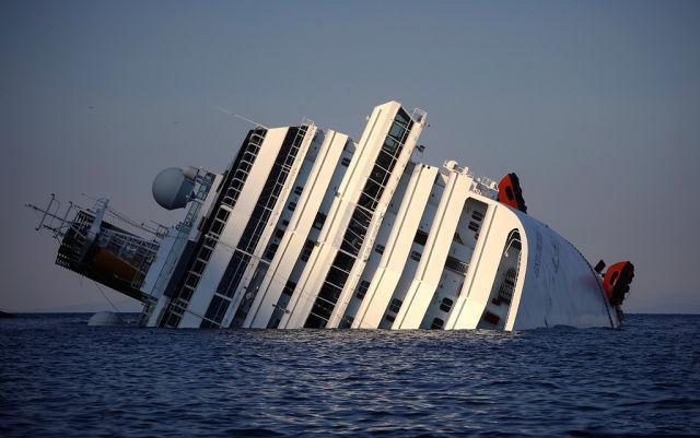 جاذبه گردشگری کشتی غرق شده ایتالیایی
