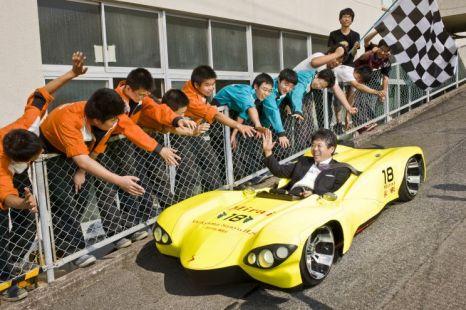 ثبت رکورد کوتاه ترین خودرو در گینس