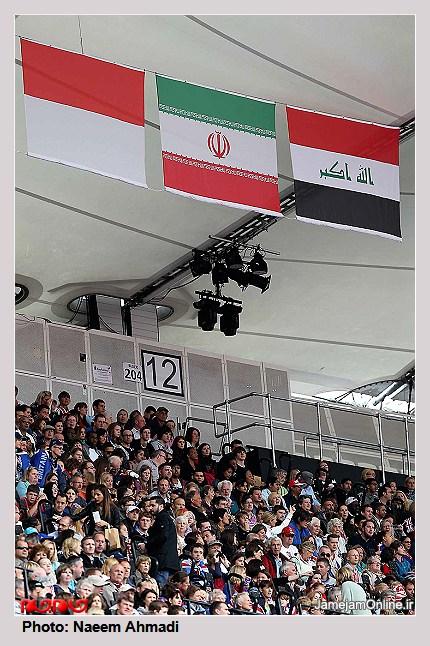 نخستین طلا برای کاروان پارالمپیک ایران
