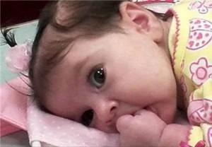 دختر خردسال آمریکایی نوزاد ۳ماهه را خفه کرد