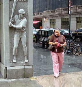 خلاقیت در ساخت مجسمه های عجیب و غریب
