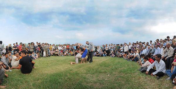 جشنواره آئین های بومی گرگان