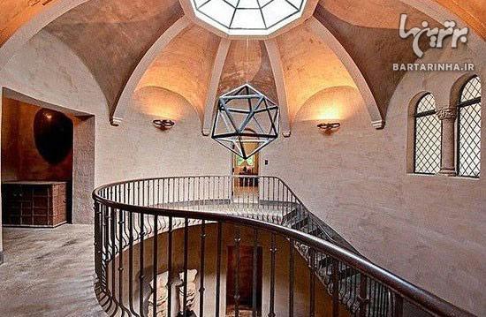 گرانتریت و مجلل ترین خانه جنیفر لوپز