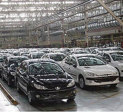 قیمت خودرو در تاریخ شنبه ۸ مهر ۹۱