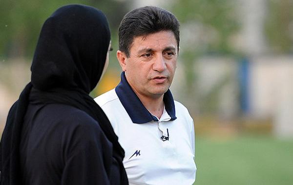 نیکی کریمی در تیم استقلال/تصاویر