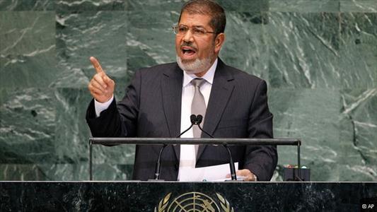 مرسی دوباره گفت خلیج «عربی» – اخبار سیاسی