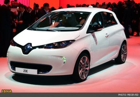 2da6e35c4d81112508631f10243a8c85 تصاویری از نمایشگاه خودرو پاریس 2012