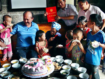 43987785848359361263 127 سالگی پیرمرد چینی+تصاویر