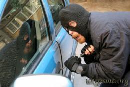 سارق قطعات خودرو در دام پلیس