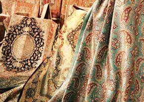 نمایشگاه فرش دستباف در تهران
