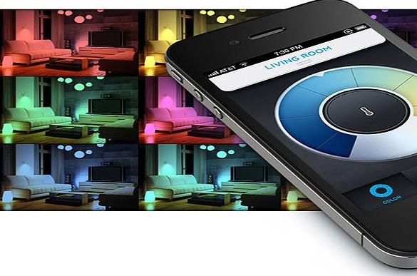 861488 orig هوشمند ترین لامپ جهان با تلفن همراه کنترل می شود!