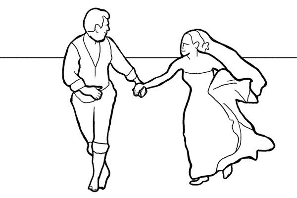 8fc88dd7dc1e5cb5414d858a1696e0a1 - چند نمونه ژست و فیگور برای عکس عروس و داماد
