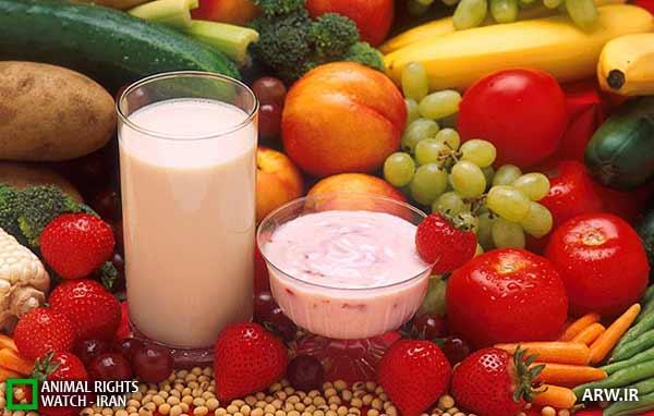 رژیم گیاهخواری باعث ریزش مو میشود