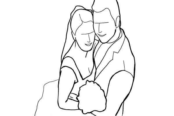 aef2683750e5f90b4830d57bd8f136f9 - چند نمونه ژست و فیگور برای عکس عروس و داماد