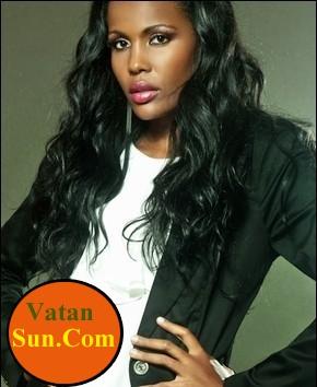 تصاویر زیبا از دختر شایسته کشور آنگولا!!