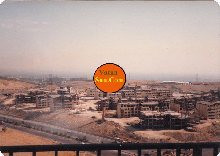 شهرک غرب در 20 سال قبل + عکس