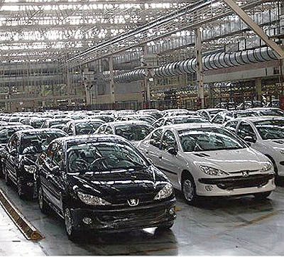 قیمت خودروهای داخلی و وارداتی جمعه ۱۰ شهریور ۹۱