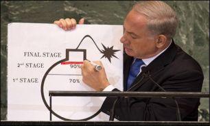 نمایش نتانیاهو در سازمان ملل و بیاعتبارتر شدن رژیم صهیونیستی