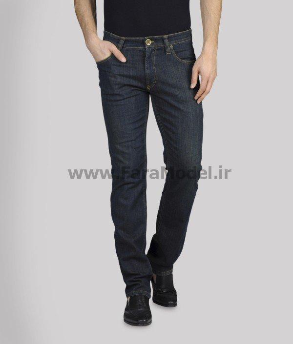 مدل شلوار جین مردانه آرمانی ۲۰۱۲ سری ۱