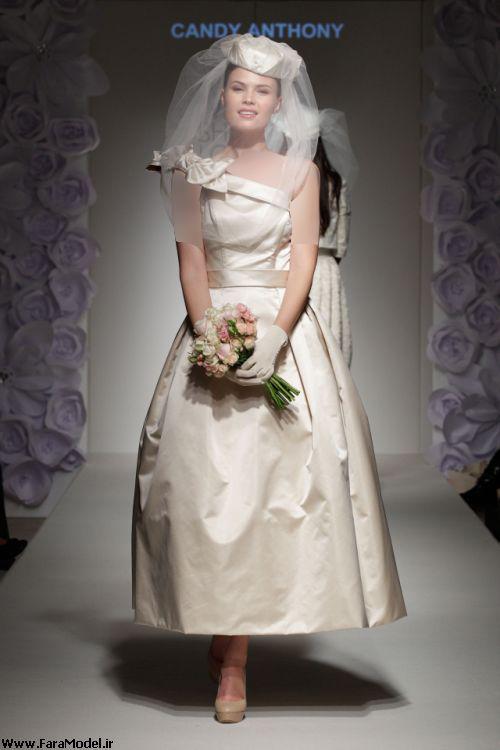 مدل لباس عروس فشن luxury 2012 سری ۵