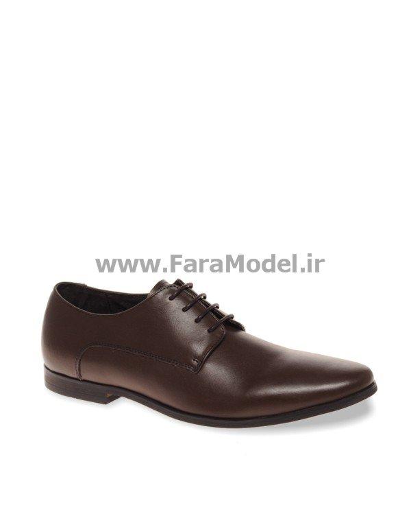 مدل کفش چرم مردانه ۲۰۱۲ جدید