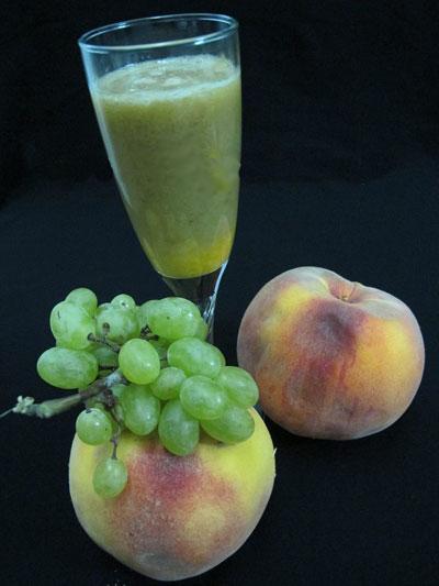طرز تهیه پانچ انگور
