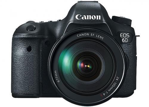 EOS 6D؛ کوچکترین، سبک ترین و ارزان ترین دوربین عکاسی کانن
