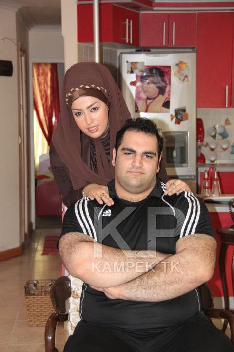 عکس های جدید بهداد سلیمی و همسرش
