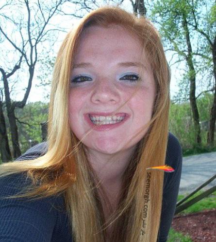 دختر ۲۰ساله ای که ازپسر ۱۴ساله باردار شد+عکس