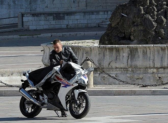موتور سیکلت ۵۰۰ سی سی تازه هوندا