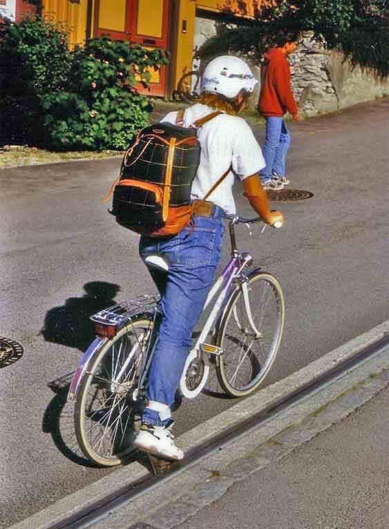 وقتی شهرداری به فکر دوچرخه سواران است
