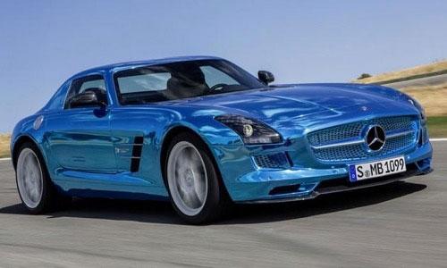 شاهکار جدید مرسدس بنز وارد بازار می شود: با SLS AMG آشنا شوید